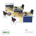 Modera 5 Workstation Series - 4 Workstation Series