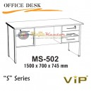 Vip S Series Office Desk MS-502