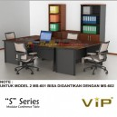 Vip S Series Modular Conference Table Set 2