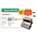 Mesin Binding Secure - Secure CW-1250