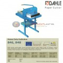 Dahle Pepper Cutter Heavy Duty Guillotine 848