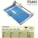 Dahle Pepper Cutter Professional 558