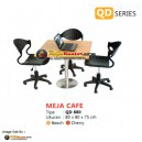 Meja Meeting QD 880 - Lunar QD Series