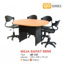 Set Meja Rapat Mini - Lunar QD Series