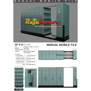 Mobile File System Manual Alba MF-8-22