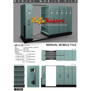 Mobile File System Manual Alba MF-8-18