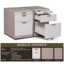 Filling Cabinet Besi Alba Mobile Drawer