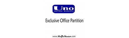 Uno Exclusive Office Partition System